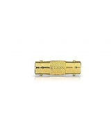 Gold-Plated BNC Female-to-Female Coupler - RadioShack