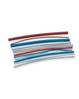 Multicolor Heat - Shrink Tubing - 12 Pack - RadioShack