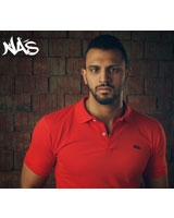 Polo T-Shirt Red - Nas