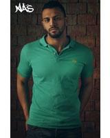 Polo T-Shirt Green - Nas