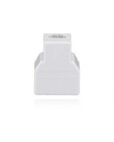 RadioShack® 4-Pin 3-Way Coupler White - RadioShack
