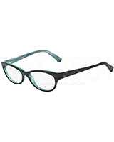Ladies' Optical Glasses 3008 Black/Azure Variegated 5052 - Emporio Armani