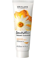Love Nature Creamy Cleanser Chamomile - Oriflame