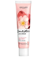 Love Nature Eye Cream Wild Rose - Oriflame