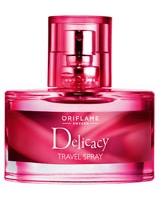 Delicacy Travel Spray Eau De Toilette - Oriflame
