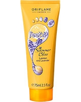 Feet up Summer Bliss Lemon and Lavender Foot Cream - Oriflame