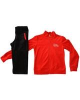 Pyjama Velvet 3056 Red - PJS