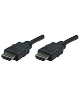 High Speed HDMI Cable 3 m 306126 - Manhattan