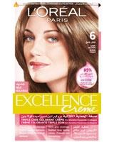 Excellence Creme 6 Dark Blonde - L'Oreal