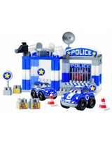 Fast Car Police - Ecoiffier