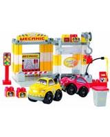 Fast Car Mecanic - Ecoiffier