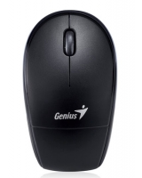 Wireless Mouse For Notebook Traveler 9000 Black - Genius