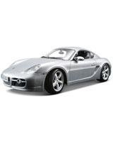 Porsche Cayman S Sliver - Maisto Die-Cast