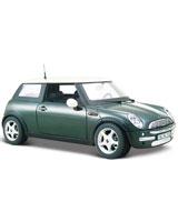Mini Cooper Green - Maisto Die-Cast