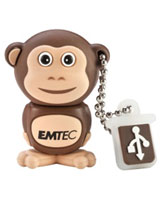 Flash Drive M322 Monkey 4GB - EMTEC