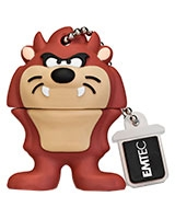 Flash Drive Looney Tunes Taz 8GB L103 - EMTEC