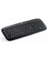Slim Desktop Water Resistant Keyboard SlimStar 110- PS/2 only - Genius