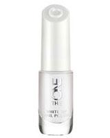 The ONE White Tip Nail Polish - Oriflame
