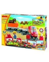 Abrick Country Train - Ecoiffier