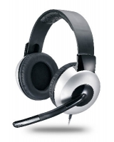 Deluxe Full-Size Headset for Comfort HS-05A - Genius