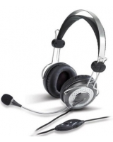 Headband Headset with Noise-Canceling Microphone HS – 04SU - Genius