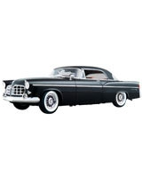 1956 Chrysler 300B Special Edition - Maisto Die-Cast