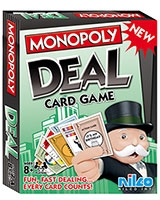 Monopoly Deal classic English - Nilco