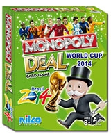 Monopoly Deal World Cup Edition - Nilco