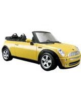 Mini Cooper Cabrio Special Edition - Maisto Die-Cast