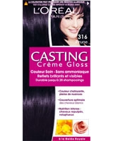 Casting Creme Gloss 316 Plum - L'Oreal