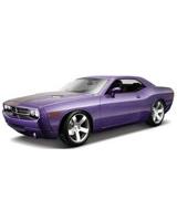 Dodge Challenger Concept Metallic Blue - Maisto Die-Cast