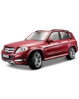 Mercedes-Benz Glk Metallic Red - Maisto Die-Cast