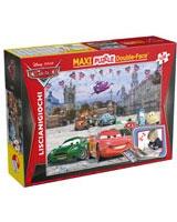 Puzzle DF Suprmaxi 108 Cars - Lisciani Goichi