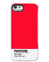 Pantone iPhone5 High Risk Red - Case Scenario