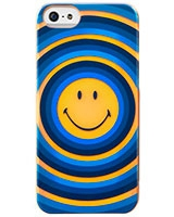 Smiley iPhone 5/5S Smiley Target - Case Scenario