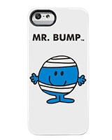 Mr Men And Little Miss Iphone 5 Case Mr Bump - Case Scenario