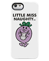 Mr Men And Little Miss Iphone 5 Case Little Miss Naughty - Case Scenario