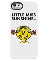 Mr Men And Little Miss Iphone 5 Case Little Miss Sunshine - Case Scenario