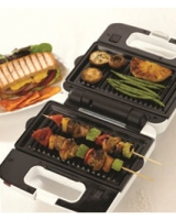 Sandwich Maker and Grill SM640 - Kenwood