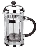 Coffee Pot White Glass Inox 400-106 - Ascaso
