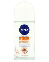 Stress Protect For Female Roll On 50 ml - Nivea