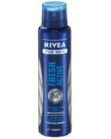 Fresh Spray For Men 200 ml - Nivea