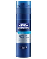 Cool Kick Shaving Foam 200 ml - Nivea