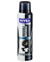 Invisible Spray For Men B/W 200 ml - Nivea
