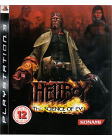 Hellboy The Sience of Evil - PS3