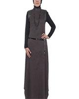 Dress 402 Brown - M.Sou