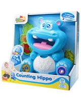 Counting Hippo - Happy Kid