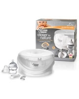 Microwave Steriliser UK - New contents - Tommee Tippee