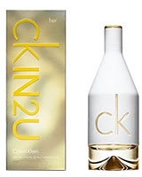 Calvin Klein CK In2u EDT for Women