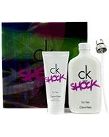 Calvin Klein One Shock 2 Pieces Gift Set EDT for Women